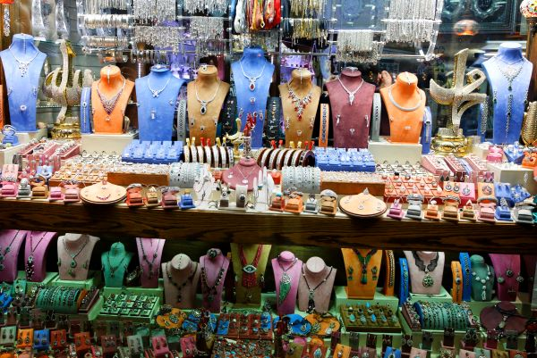 Aqaba Jewelery Shop
